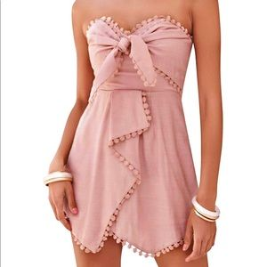 Other - ✨NWT✨ PERFECT PINK ROMPER